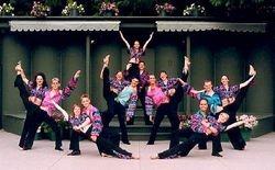 Showtime, Butchart Gardens 2000