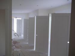 Spraying Lacquer  Interior doors and trim .(Penticton)