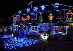 Christmas light tours