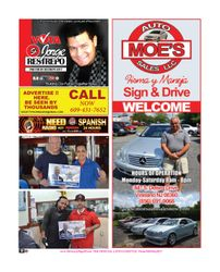 MOES AUTO SALES VOTE JUNE 6 DENNIS MUNOZ