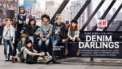 FUTURE FACES NYC H&M CAMPAIGN