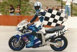 Encore une victoire sur Suzuki !