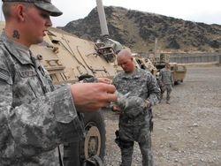 Lt. Jordan-Afghanistan