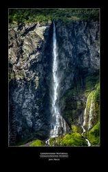Gjerdefossen Waterfall-Geirangerfjord-Norway 1