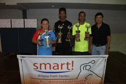 18 and Under Winners