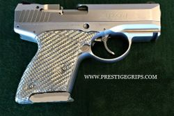 BOBERG XR9 Silver Metallic CF mounted