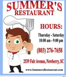 Summer's Restaurant