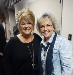 Me and Beautiful Susan Whisnant
