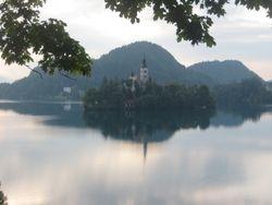 Lac Bled, Slovenia