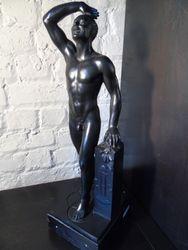 Bronze de L. Dupont