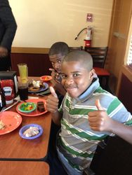 Youth Day Fellowship Lunch
