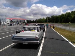 GA Race Track