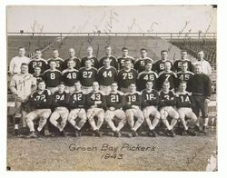 1943 Green Bay Packers