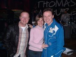 Robert, Rachel & TM