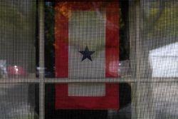 Dave Brouchoud flag