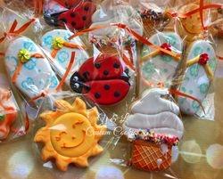Summer Cookie Set