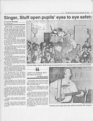 1990 ESFK Orlando Sentinel Article Page 1/2