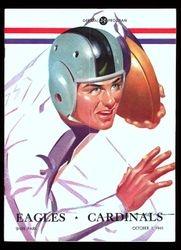 1945 Philadelphia Eagles vs. Chicago Cardinals