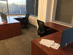 office desk installation service in chevy chase MD