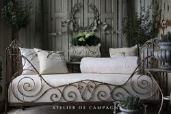 #22/016 Lrg French Daybed