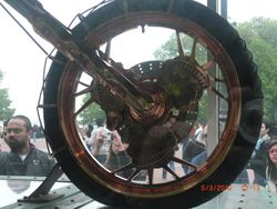Statue of Liberty OCC Bike
