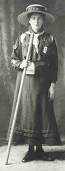 1910 Girl Guide Uniform