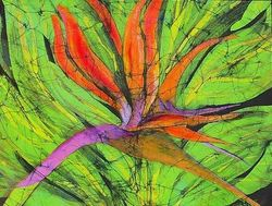Bird of Paradise III