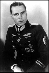 Infantry Officer Portrait: