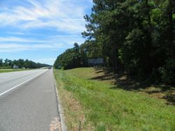I-26 Eastbound 51223 Approach