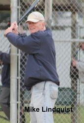 Classic batting stance