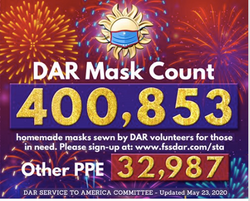 May 23rd Mask Count - 400,853
