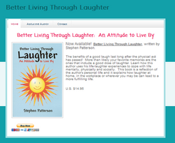 Better Living Through Laughter (book)