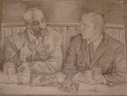 Tupac and Tony
