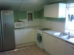 Queenslander Kitchen (after).