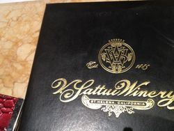 The tasting book