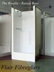 Fibreglass Shower Cubicle