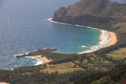 Beaches from air - Blue Hawaiian Helicopters