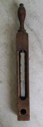 Antikvarinis termometras. Kaina 18