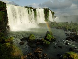 Iguazu Falls (Bob Dempsey)