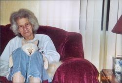 Mom & Tinker (88 yrs)