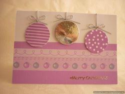 Purple Baubles