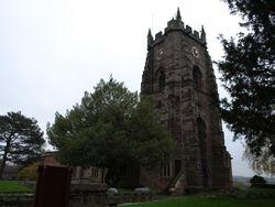 St Mary's Church - Market Drayton