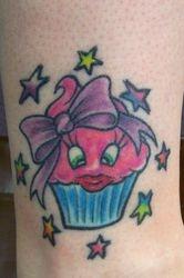 Tasia's Cutie Cup Cake