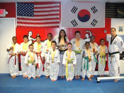 06-03-2012    7 th Annual Metro Open Championship , in Avenel NJ , 12 Students 42 metals 22 gold 1 st place