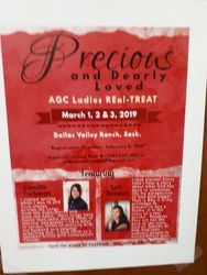 AGC ladies retreat