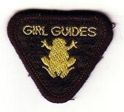 1968 Interest Badge (Swimmer)