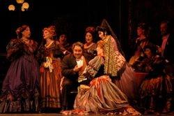 ActII scene II La Traviata