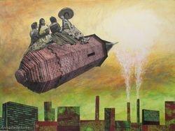 Myth-building: Flying