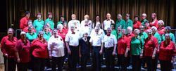Esk Community Choir Xmas 2014