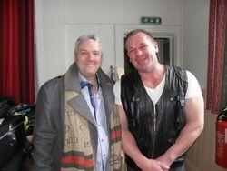 Peter Thompson, Darren Ward